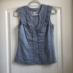 Anthropologie blouse size 0